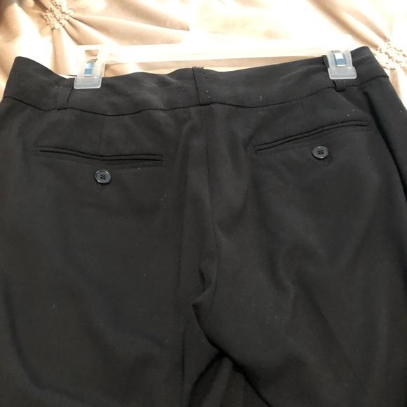 Pants - Olivia & Grace career black trousers Sz 6petite